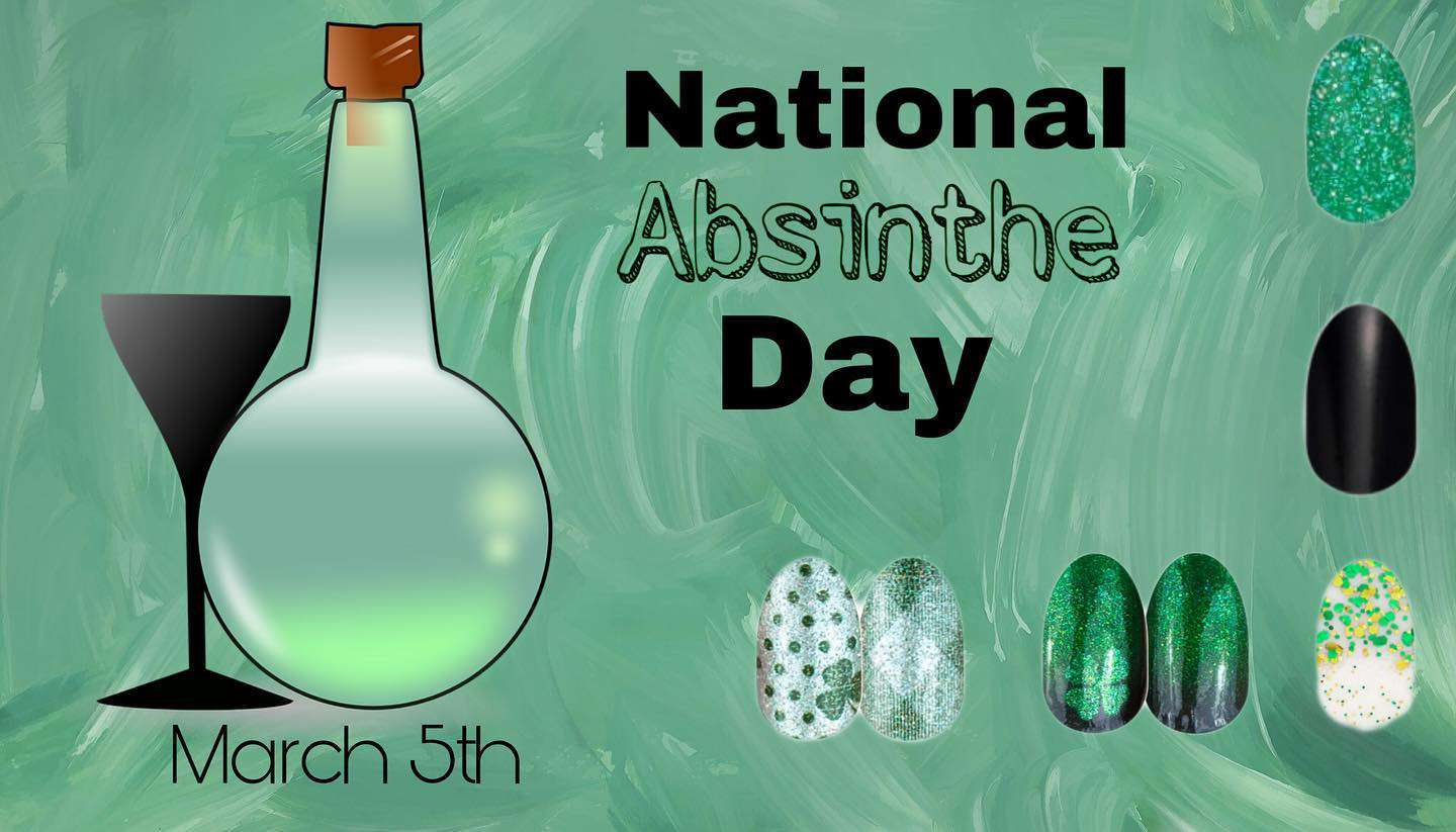 National Absinthe Day Wishes For Facebook