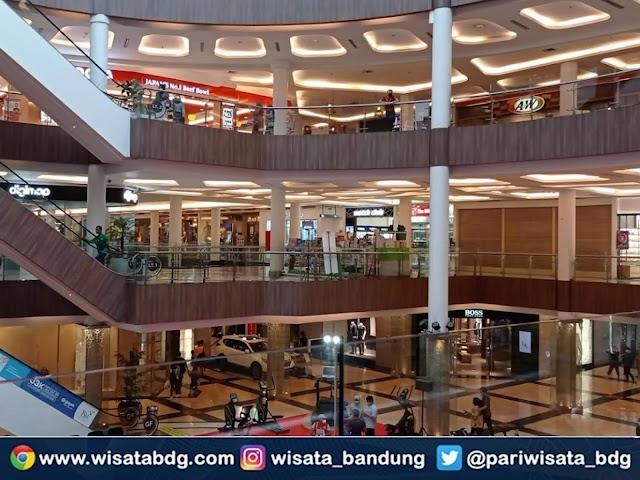 Mall, Resto, dan Cafe di Kota Bandung Bisa Terima Pengunjung dengan Syarat Berikut