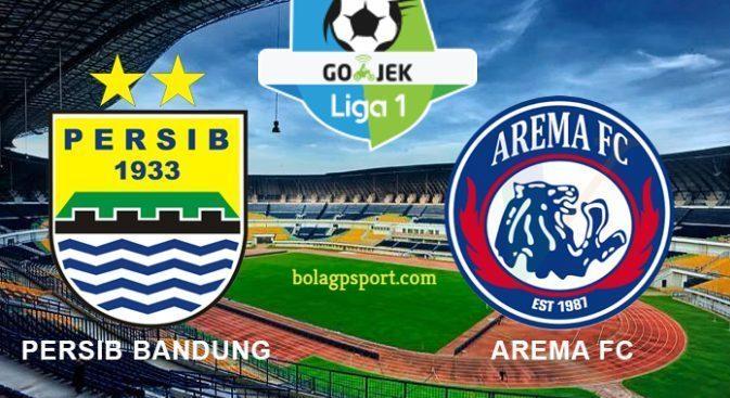 Prediksi Persib Bandung vs  Arema FC - Liga 1 Kamis 13 September 2018