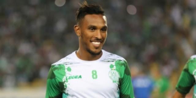 سند الورفلي يواجه غينيا الاستوائية رفقة المنتخب الليبي