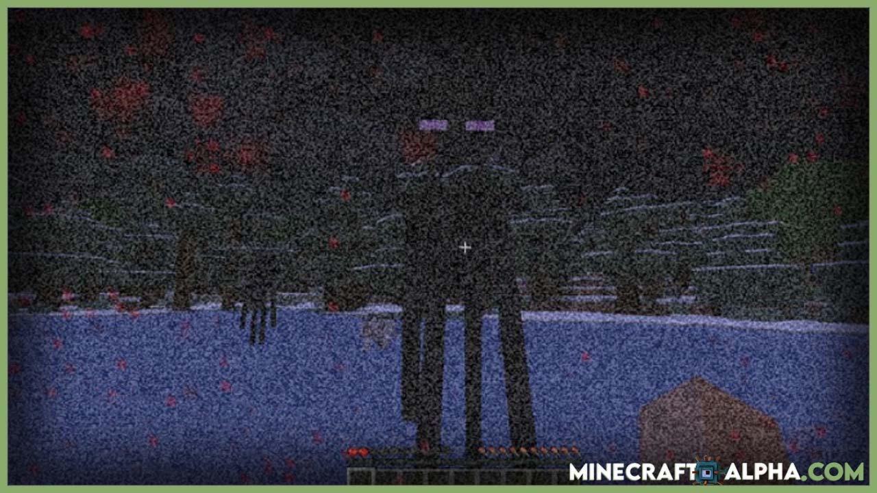 Minecraft Enhanced Visuals Mod 1.17.1 (More Realistic)