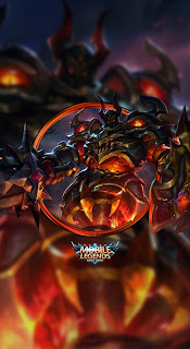 Tigreal Fallen Guard Heroes Tank of Skins V2
