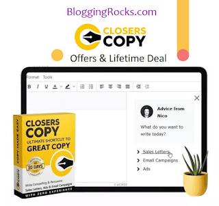closerscopy discount coupon code & closerscopy lifetime deal