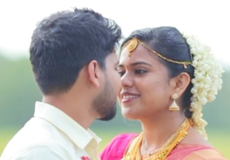 Guruvayur Wedding Film Of Aiswarya And Vishnu