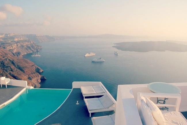 Chromata hotel Santorini island