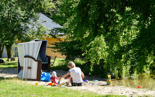 Gut Nisdorf, Kinder & Familienhotel in Mecklenburg Vorpommern, Ostsee - Bio Hotel