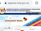 Portal eOperasi | Portal khas untuk warga pendidik dan bakal pendidik iaitu mereka yang bergelar guru