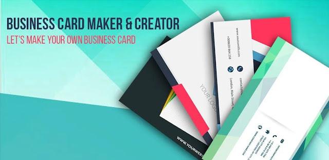 تنزيل Business Card Maker & Creator  - تصميم بطاقة إعلانات للاندرويد