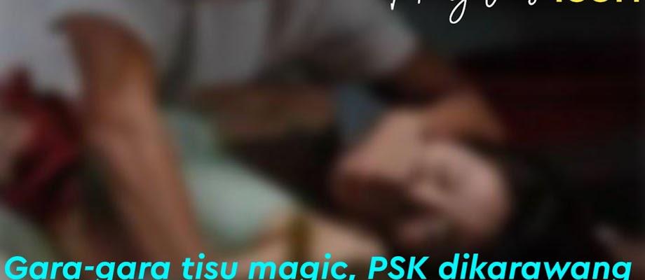 Gara-gara Tisu Magic, Seorang PSK Dikarawang Tewas Dibunuh Pelanggan