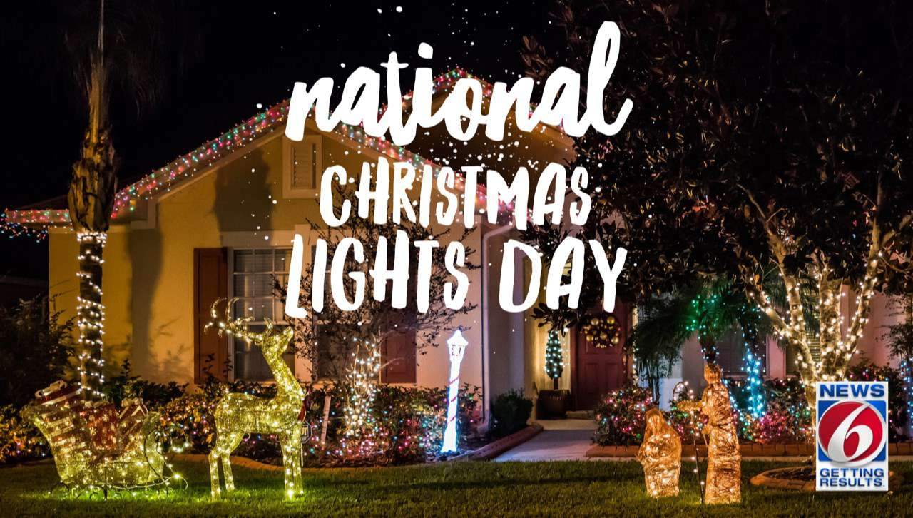 National Christmas Lights Day Wishes Awesome Images, Pictures, Photos, Wallpapers
