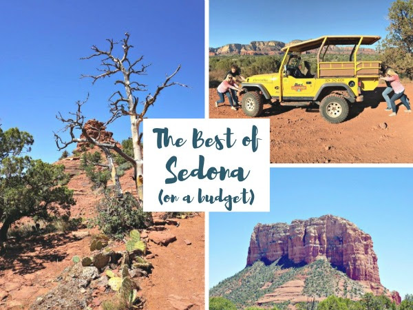 Best of Sedona on a Budget