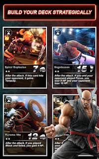 Tekken Card Tournament (CCG) v3.420 XAPK Terbaru Free Download Screenshot 2