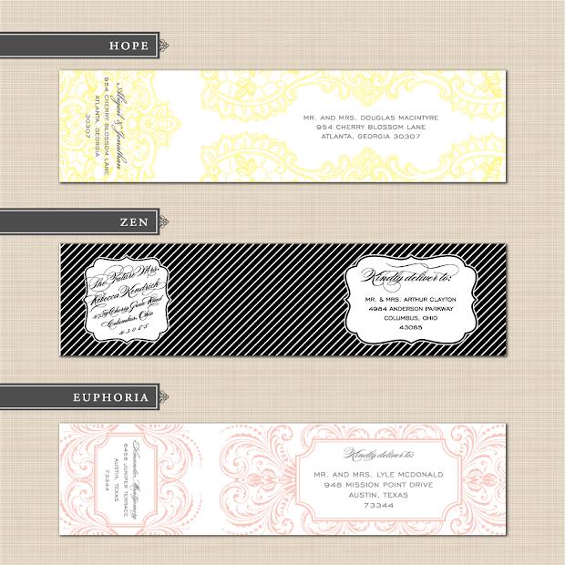 Free Printable Address Label Designs
