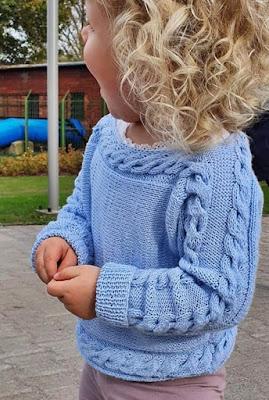 darmowe wzory dla dzieci na drutach i szydełkiem