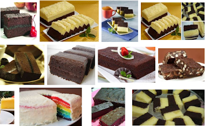 Cara Membuat Kue Brownies Kentang Coklat Lembut