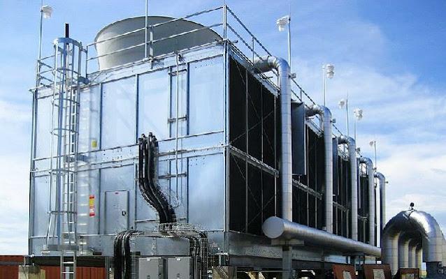 Jasa Perawatan Menara Pendingin atau Cooling tower