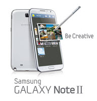 Galaxy Note II by Samsung