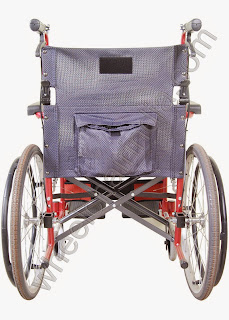 Karma KM 2500 L Big Wheelchair