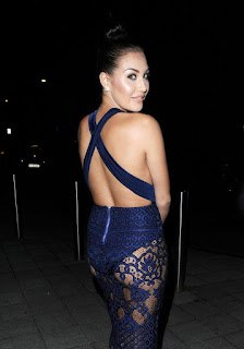 , CBB Star Chloe Goodman Breaks Rules Showing Off Her Boobs In A Navy Blue Transparent Top (Photos), Latest Nigeria News, Daily Devotionals & Celebrity Gossips - Chidispalace