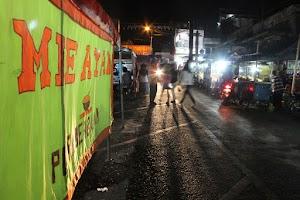 Di Jalan Sinar, Jalan-Jalan Sambil Jajan Enak dan Dinner