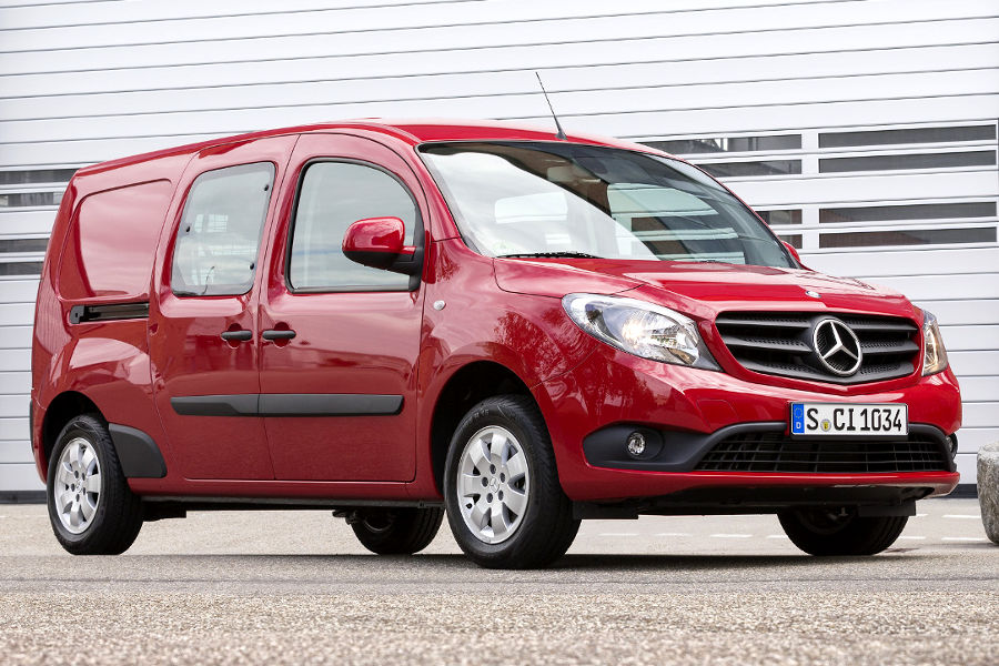 2016 mercedes benz citan announced autoesque. Black Bedroom Furniture Sets. Home Design Ideas