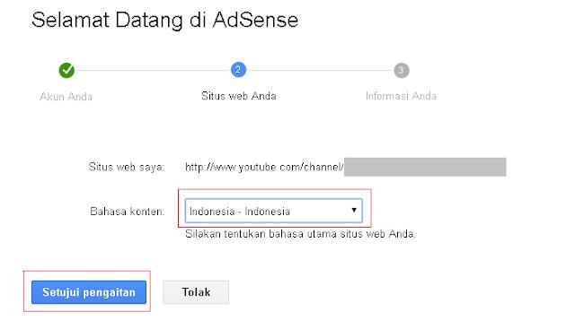 6 Cara Mengaitkan Akun Adsense Youtube
