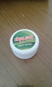 Salep Herbal khusus Gatal