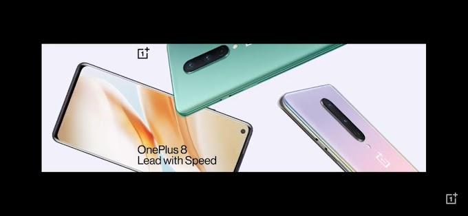 OnePlus 8 et 8 Pro : les voici !