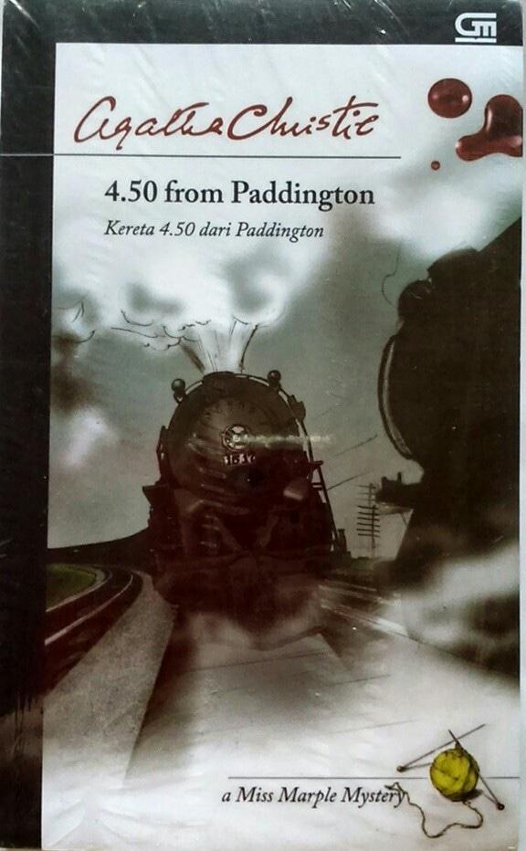 Agatha Christie - Kereta 4.50 Dari Paddington