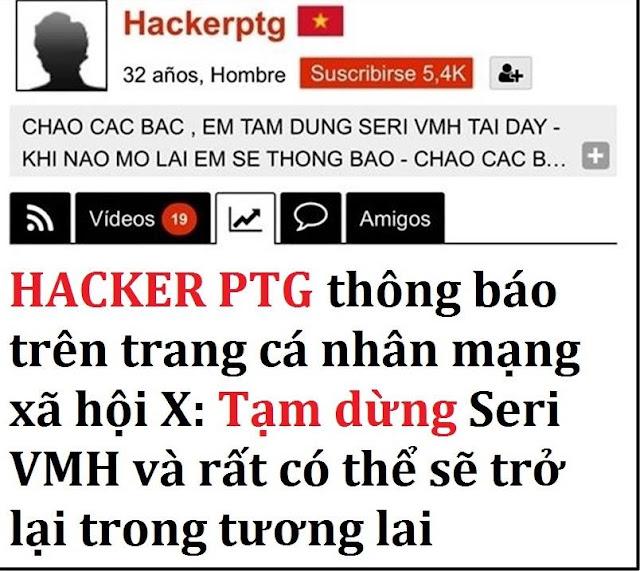 Một hacker sinh năm 2002 theo dõi ca sĩ VMH từ lúc 13 tuổi? thế lực đứng đằng sau mới là những kẻ nhục nhã