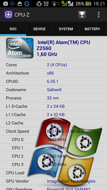 Download CPU-Z 1.76 Terbaru Aplikasi Cek Spesifikasi HP & PC