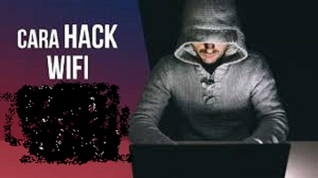 Cara Hack Wifi Tetangga