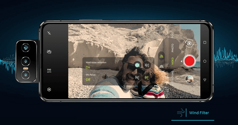 Nokia collabs with ASUS, adds OZO Audio technology for ZenFone 7 and 7 Pro