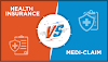 Differences between a Mediclaim Policy and a Health Insurance Policy