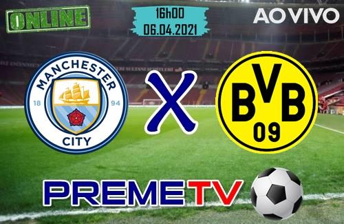 Man. City x Borussia Dortmund
