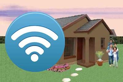 cara pasang wifi dirumah