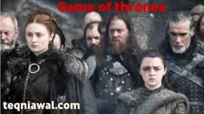 Game of thrones- أفضل المسلسلات