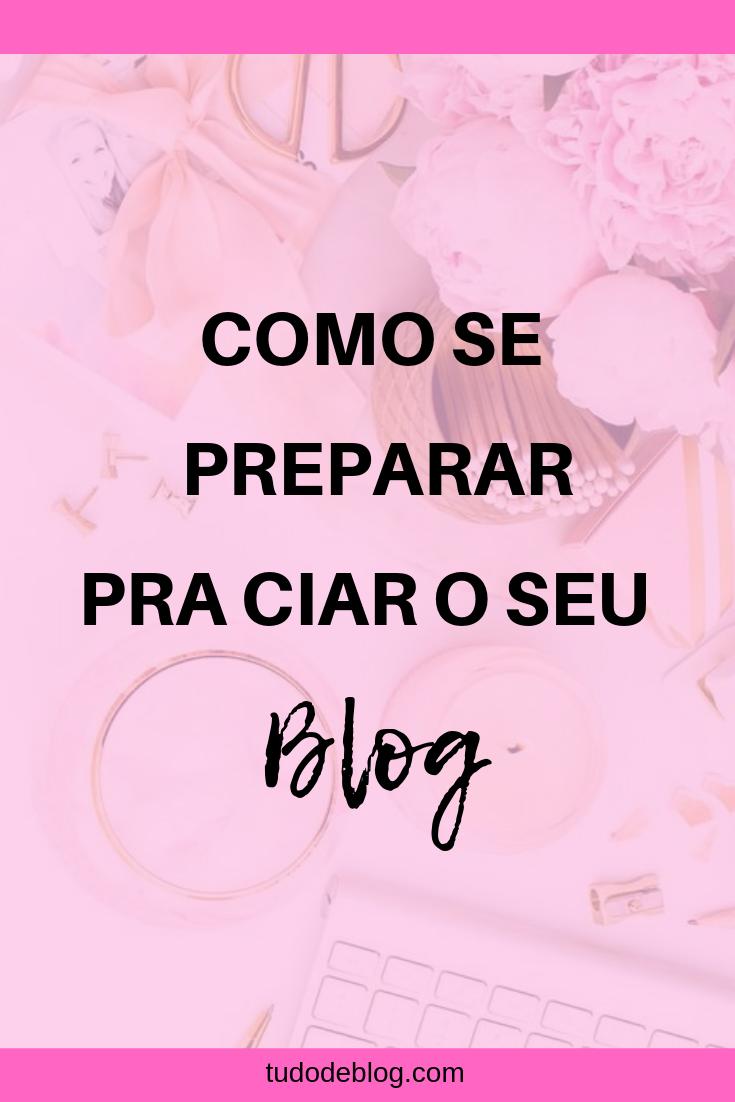 Como criar um blog: passo a passo