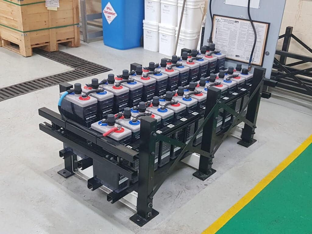 industrial battery systems