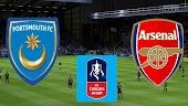 مشاهدة مباراة بورتسموث وآرسنال بث مباشر بتاريخ 02-03-2020 كأس الإتحاد الإنجليزي