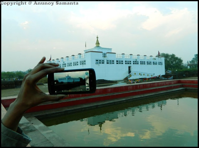 A Trip to Lumbini - the holy birth place of Lord Buddha