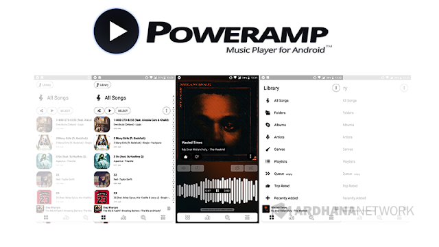 PowerAMP Pro V3.0 Build 797
