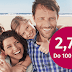 Ponownie 2,7% do 100 tys. zł na Koncie Oszczędnościowym Profit w Banku Millennium (+ 200 zł dla nowych klientów)