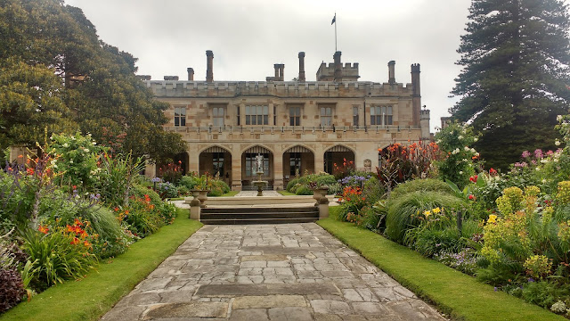 Photo of Sydney Government House and garden