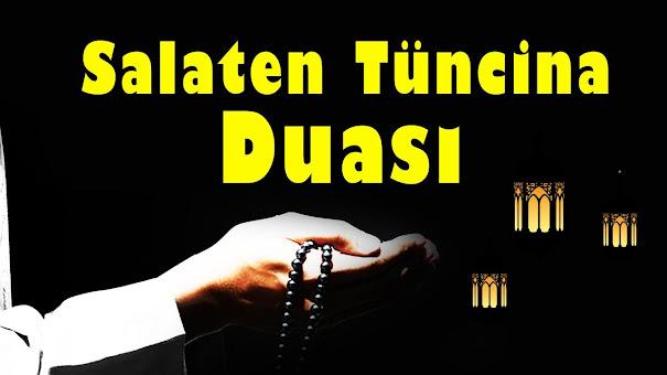 Salaten Tuncina duası, faziletleri, salate-ı munciye duası faydası, faziletleri.