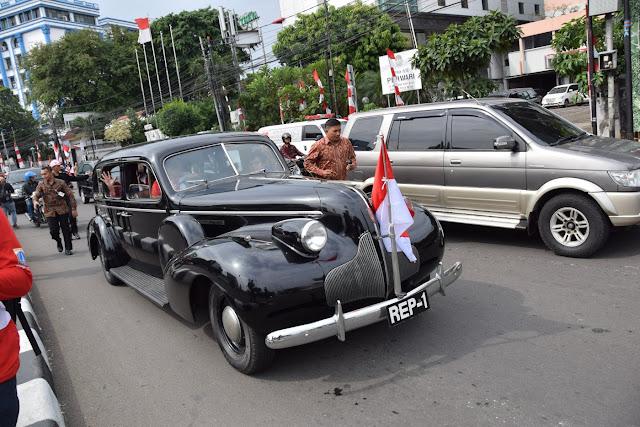 Mobil Dinas Kepresidenan REP-1
