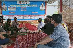 Kapolres Gowa Kunjungi Lokasi Pembangunan Kantor Polsubsektor Bontonompo Selatan
