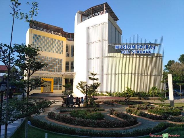 museum daerah deli serdang