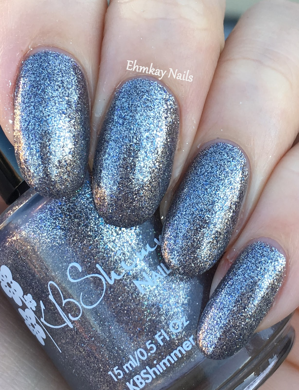 Ehmkay Nails: KBShimmer Office Space Collection, Partial
