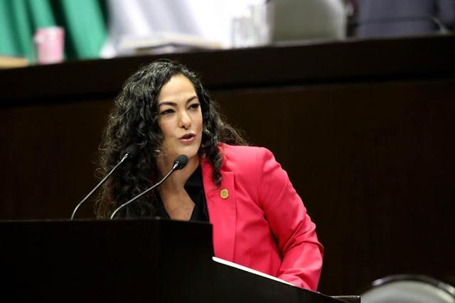 """Diputada Sosa Ruiz propone que el Estado garantice el """"acceso gratuito"""" de banda ancha e Internet"""